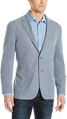 Bugatchi Men's Classy Two Button Blazer
