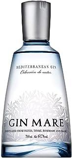 Gin Mare 1 x 0,7 l – Würzig-aromatischer Gin aus Spanien