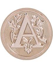 Wax Sealing Stamp, Nelnissa European Letter Wax Paint Seal Vintage Envelope Sealing Copper Head Stamp