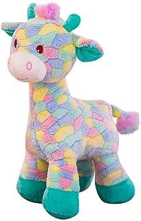 Sumeier Reversible Sequin Plush Dolphin Pillow Soft Stuffed Animal Doll Toy Christmas Birthday Gift for Kids Boys Girls