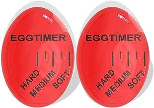 Kitchencraft sensibles à la Chaleur Couleur Changeante œuf minuteur