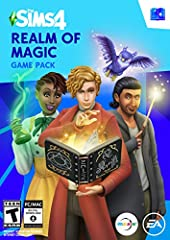 Discover the Neighborhood   An unreal world awaits your Sims. Learn the Craft   Collect and cast spells to make Sims fight, conjure food, or even turn others into objects. Get Real Familiar   Summon a dragon, fairy, or the familiar that best suits yo...
