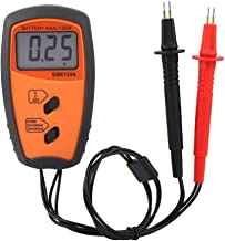 Easy Operation Universal Voltage Tester, Easy Reading Voltage Tester, for Testing Automobiles