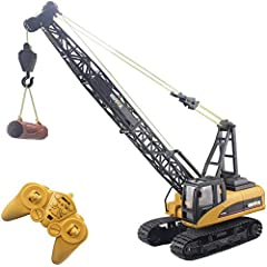 [ Die-Cast Alloy Hook Up & Down ] -- Heavy duty metal hook up and down,the maximum lifting weight range up to 11.02 Lb. Working on bulldozers, excavators, and other tracks as spot on as you can get. [ Flexible Rotation to Any Position You Want ] -- 6...