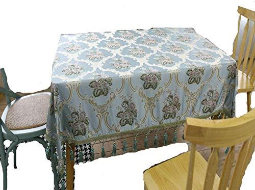 WYJW Home Balkon Koffietafel Bureau voor eettafel, houten standaard, standaard 80kg (afmeting: 80 x 60cm)