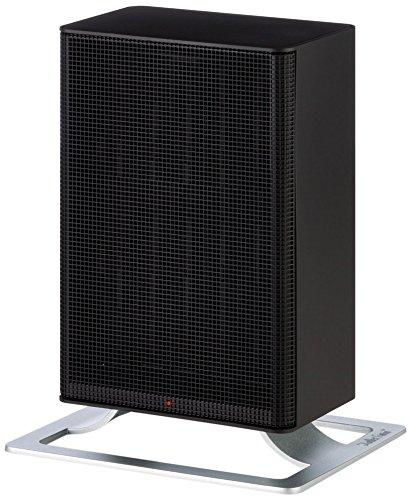 Stadler Form Heizlüfter Anna little mit Temperaturregler, 2 Heizstufen (700/1200W) und Kippsicherung, Raumgrösse bis 15m2, schwarz