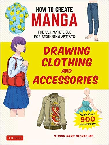 How to Create Manga: Drawing Clo...
