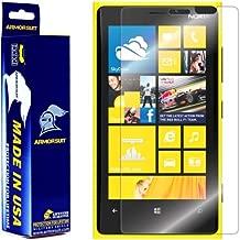ArmorSuit MilitaryShield Screen Protector for Nokia Lumia 920 - [Max Coverage] Anti-Bubble HD Clear Film