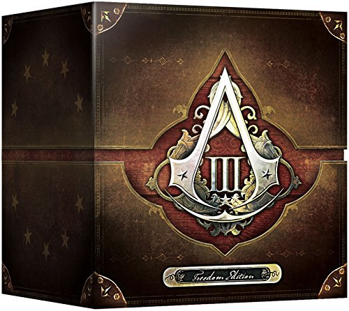 Assassin's Creed 3 - Freedom Edition [PlayStation 3]