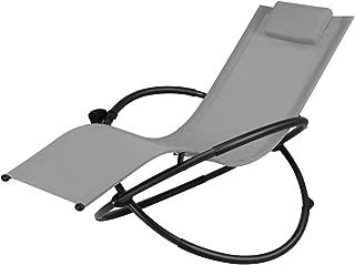 rocking chair sun lounger