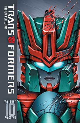 Transformers: IDW Collection - Phase Two Vol. 10 (English Edition)