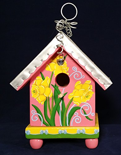 10th anniversary gifts bird house
