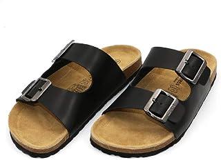 COMFORTNESS Black Perfect Styles Slipper for Men