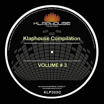 Klaphouse Compilation Volume # 3