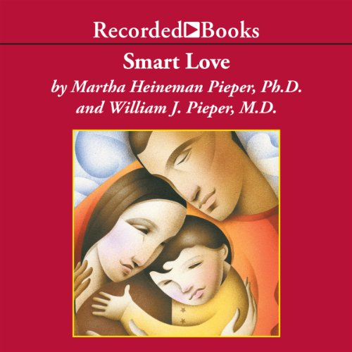 Smart Love audiobook cover art