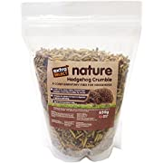 """Extra Select """"Nature"""" Complimentary Hedgehog Crumble Feed, 650 g"""