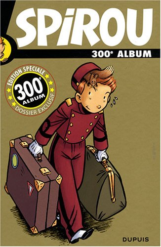 Album Spirou, N° 300 : Edition collector