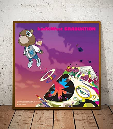 For Kanye West 808s /& Heartbreak Art Music Album Poster HD Canvas Painting