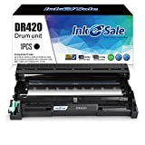 INK E-SALE Compatible Drum Unit Replacement for DR-420 DR420 use for HL-2240 HL-2240D Brother HL-2270DW HL-2280DW Brother MFC-7360N MFC-7860DW DCP-7060D DCP-7065DN IntelliFax-2840 2940 Printer