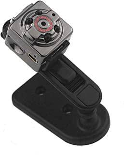 Action Cameras 1080P Resolution, 721 Optical Zoom and Unavailable Screen Size Camcorder - SQ8
