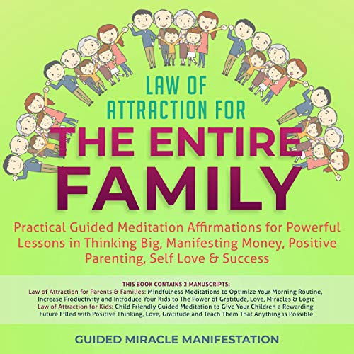 Law of Attraction for the Entire Family audiobook cover art