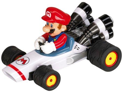 Figurine 'Mario Kart 7' - pull & speed