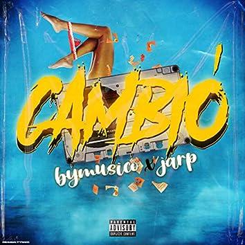 Cambió (feat. Jarp)
