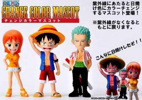 One Piece Color Change Mascot Nami (japan import)
