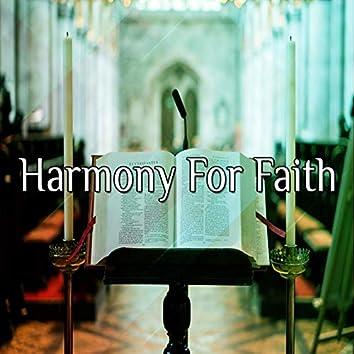 Harmony For Faith