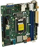 Supermicro MBD-X11SCL-IF-O X11SCL-IF - Motherboard - Mini ITX - LGA1151 Socket - C242 - USB 3.1 Gen 1-2 x Gigabit LAN - onboard Graphics