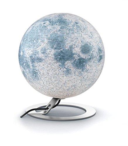 The Moon: Globus des Mondes