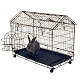 Best Indoor Rabbit Cages 2020: Reviews & Buying Guide 19