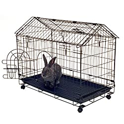"Kennel-aire ""A"" Frame Bunny House"