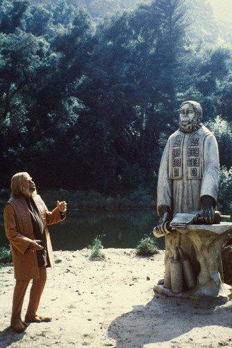 Nostalgia Store Póster de Batalla por el Planeta de los Simios John Huston (60 x 91 cm)