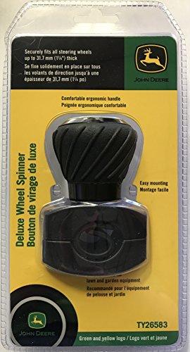 John Deere Deluxe Wheel Spinner with Ag Logo