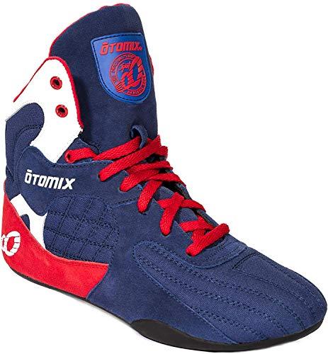 Otomix Stingray Escape Fitness Schuh Sneaker - Red/White/Blue (EU 43)