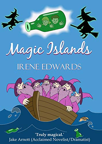 Magic Islands by [Irene Edwards, Robert Brown, Tony Paultyn, Gareth Edwards]