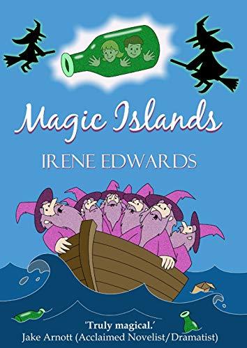 Magic Islands by [Irene Edwards, Robert Brown, Tony Paultyn, Gareth Edwards]