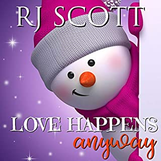 Love Happens Anyway audiobook cover art