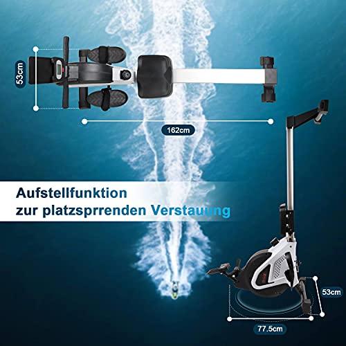 Dripex 2021 Rower Rudergerät