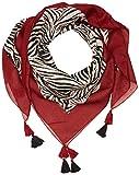 Eferri Zebra Pañuelo Estampado, Animal Print, Mujer