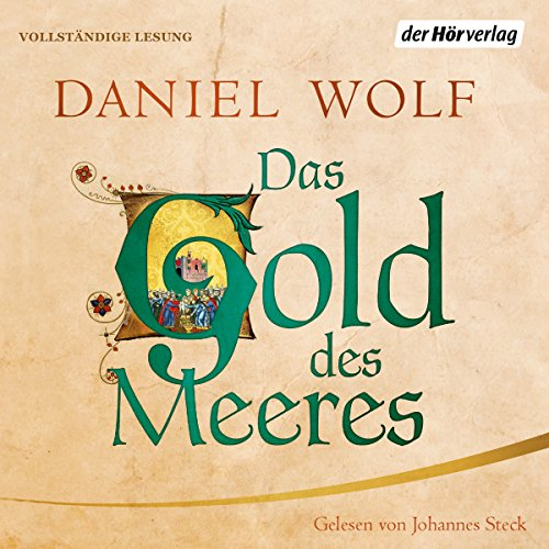 Das Gold des Meeres audiobook cover art