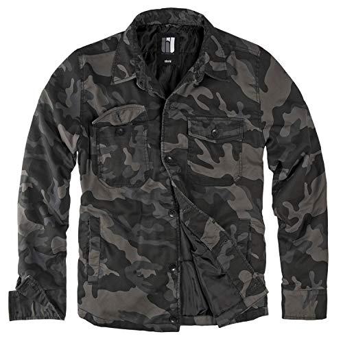 bw-online-shop Lumberjacket Rocky darkcamo - L