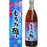 アクアメディカル 琉球もろみ酢 黒糖入り(900mL)