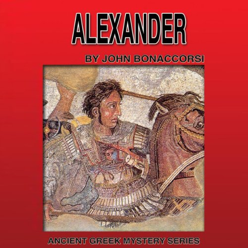 Couverture de Alexander (Ancient Greek Mysteries)