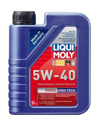 LIQUI MOLY 1331 Diesel High Tech Motoröl 5 W-40 1 L