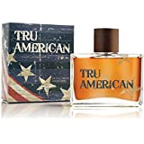 Tru American Cologne by Tru Fragrance and Beauty - Authentic Fragrance Spray Perfume for Men - Fresh, Bold and Masculine Scent - 3.4 oz, 100 ml