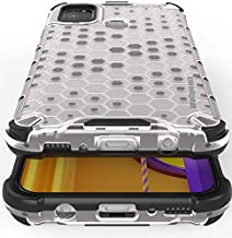 Designed for|Samsung*Galaxy*m30s*black*mobiles*phones*cover*covers*rugged*case*protector*ultra*slim*rubber*armor*ring*ka*backcase* hammer*bumper*stand*army*backcover*silicon*skin*tpu*pouch* protection**shockproof* (Honey-Trp)