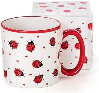 Adorable Ladybug Coffee Mug Inexpensive Gift Item