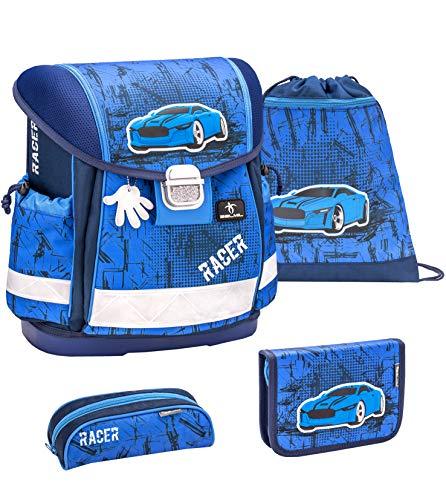 Belmil 403-13 School Bag Set 4 Pieces